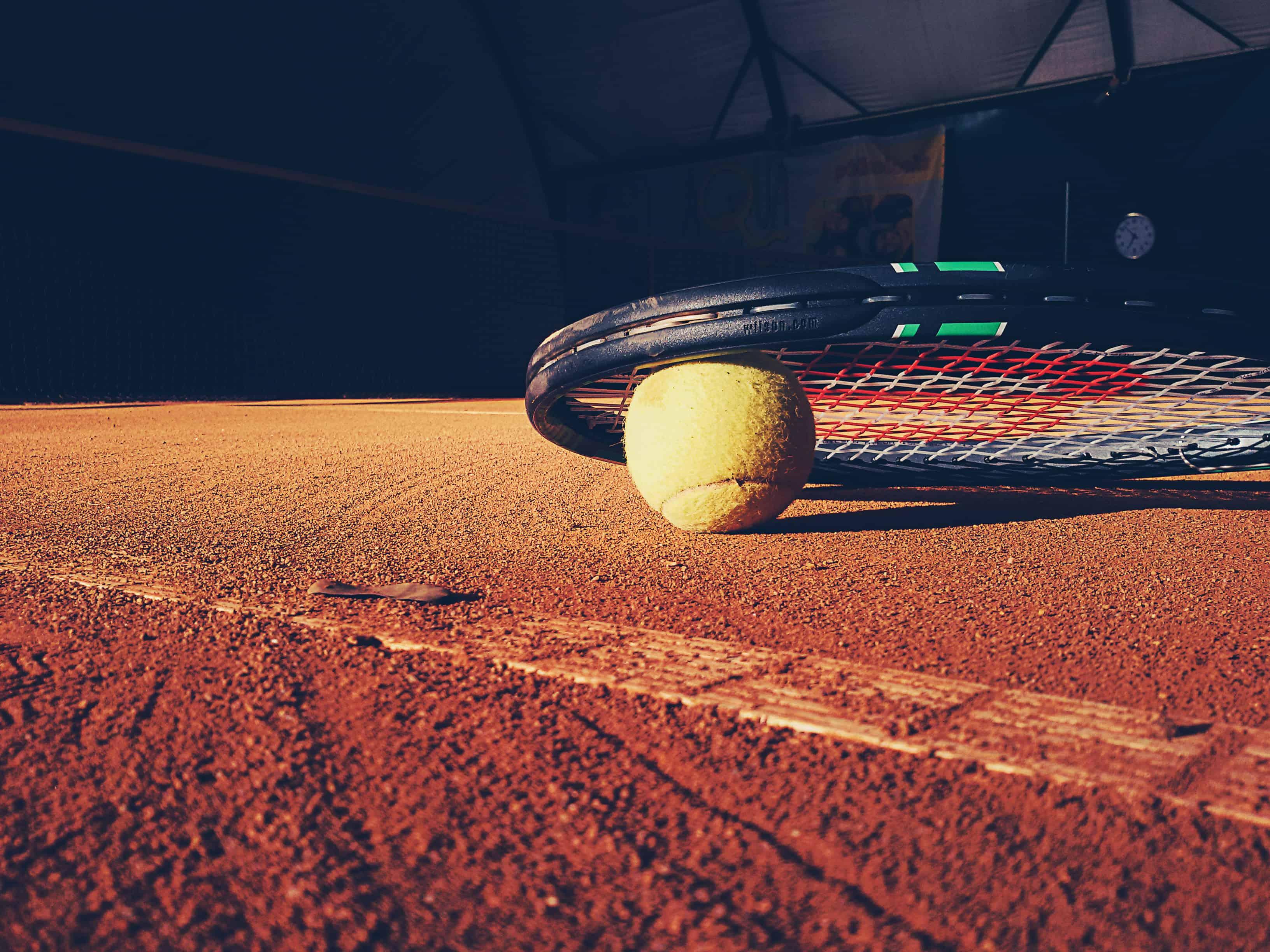 éviter les blessures au tennis