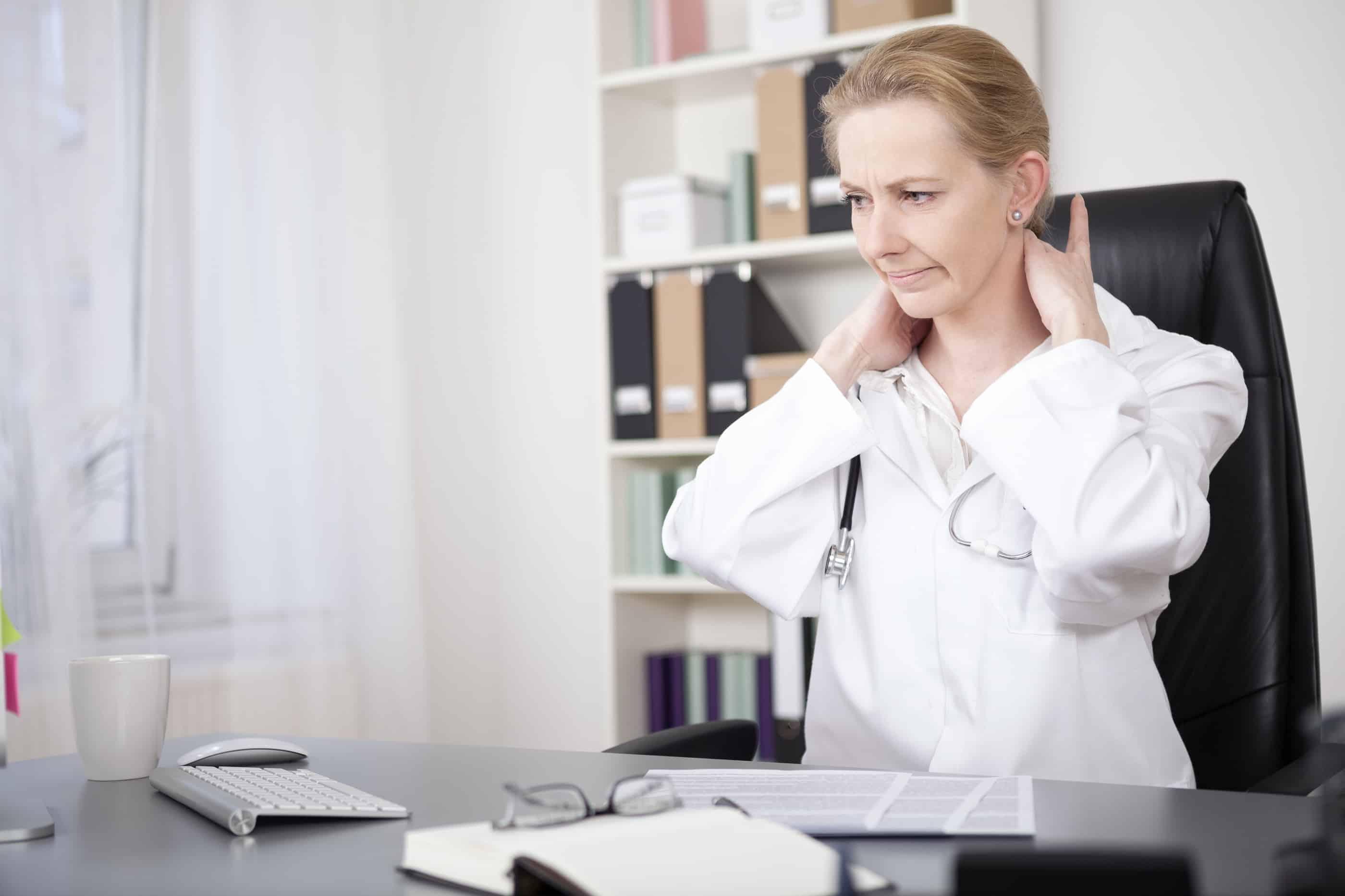 mal de cou chiropratique